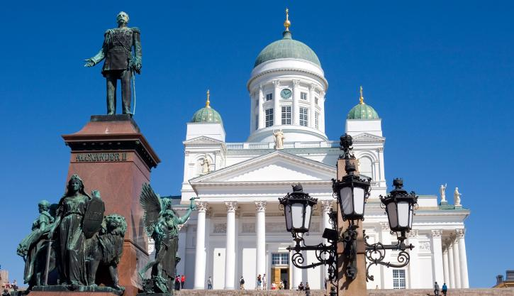 Helsinki Private Tour