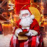 Santa Claus Holiday package