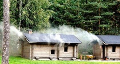 Finnish Sauna experince