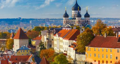 Tallinn guided tour