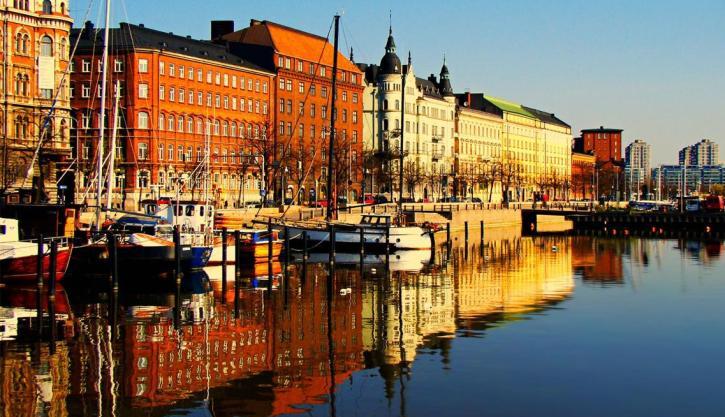 Helsinki sightseeing tour