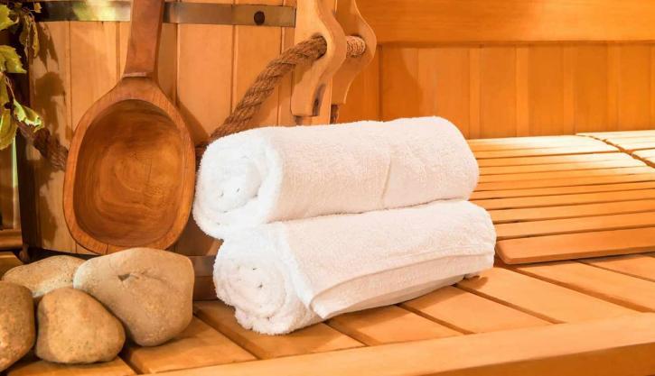 sauna experience Helsinki
