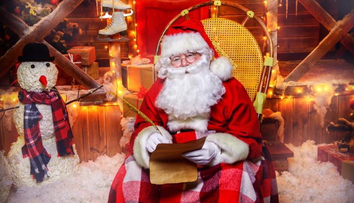 Santa Claus Village tour